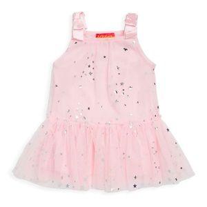 Biscotti pretty pink sparkly ballerina dress